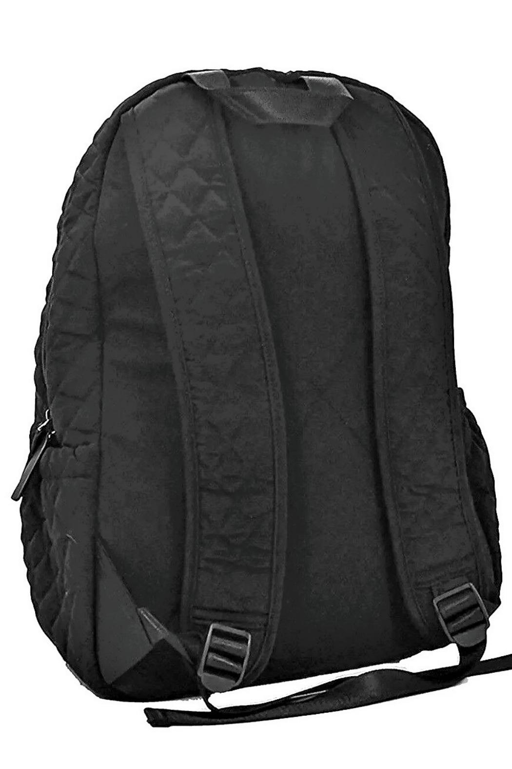 Vera Bradley Large Campus Backpack - Side Cropped Image