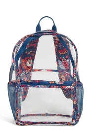 Vera Bradley Large Clearly Colorful - Front cropped