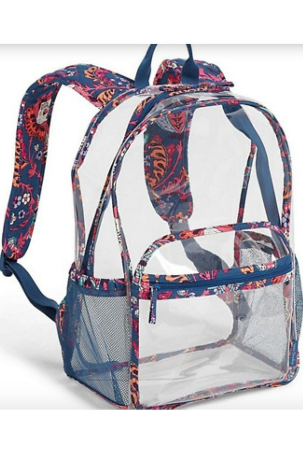 Vera Bradley Large Clearly Colorful - Front Full Image