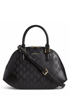 Shoptiques Product: Leather Angled Bowler Bag