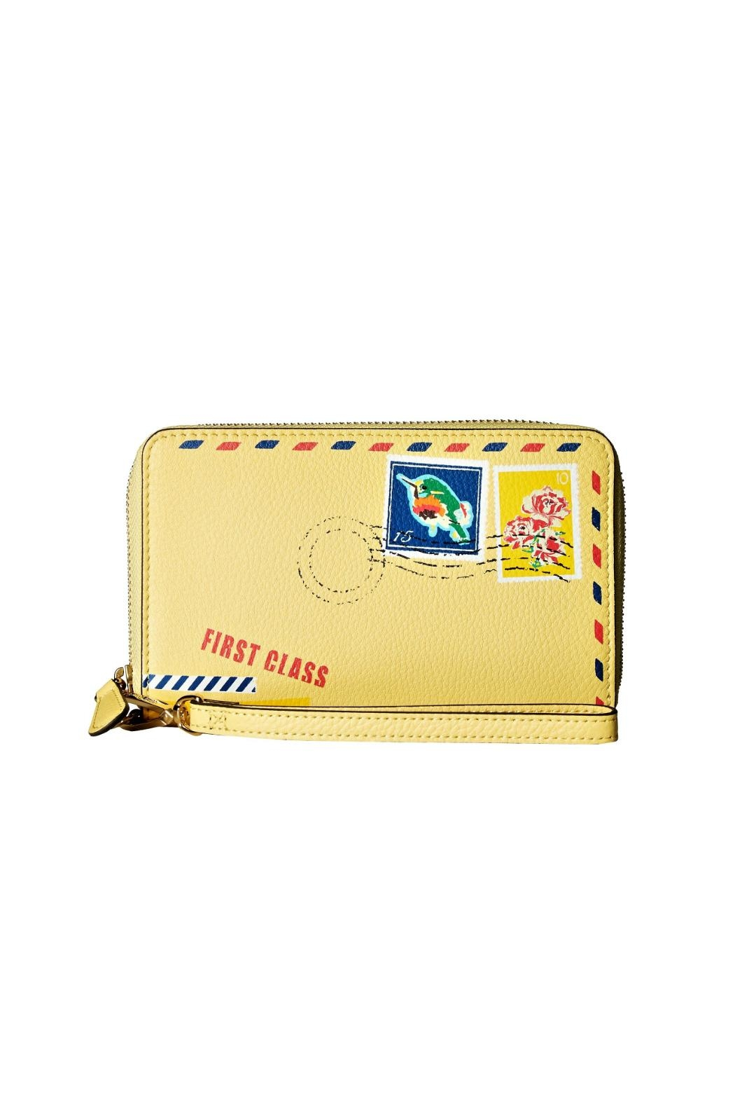 Vera Bradley Leather Grab & Go Wristlet - Main Image