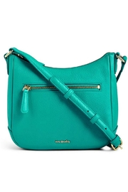 Vera Bradley Turquoise Leather Crossbody - Product Mini Image
