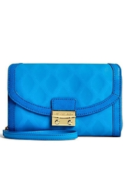 Vera Bradley Leather Ultimate Wristlet - Front cropped