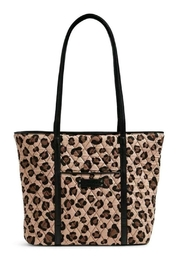 Vera Bradley Leopard Small/trimmed Vera - Front cropped