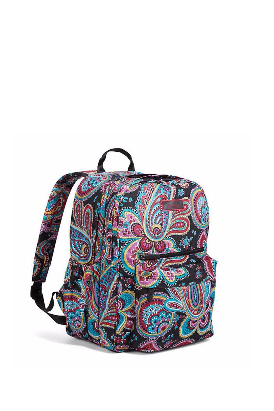 Vera Bradley Lighten Up Backpack From Omaha By Material
