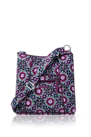 Vera Bradley Lilac Medallion Hipster - Front cropped