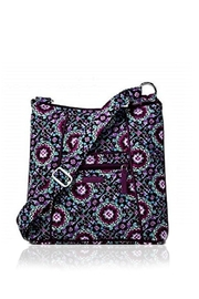 Vera Bradley Lilac Medallion Hipster - Product Mini Image