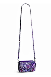 Vera Bradley Lilac Tapestry All-In-One - Side cropped
