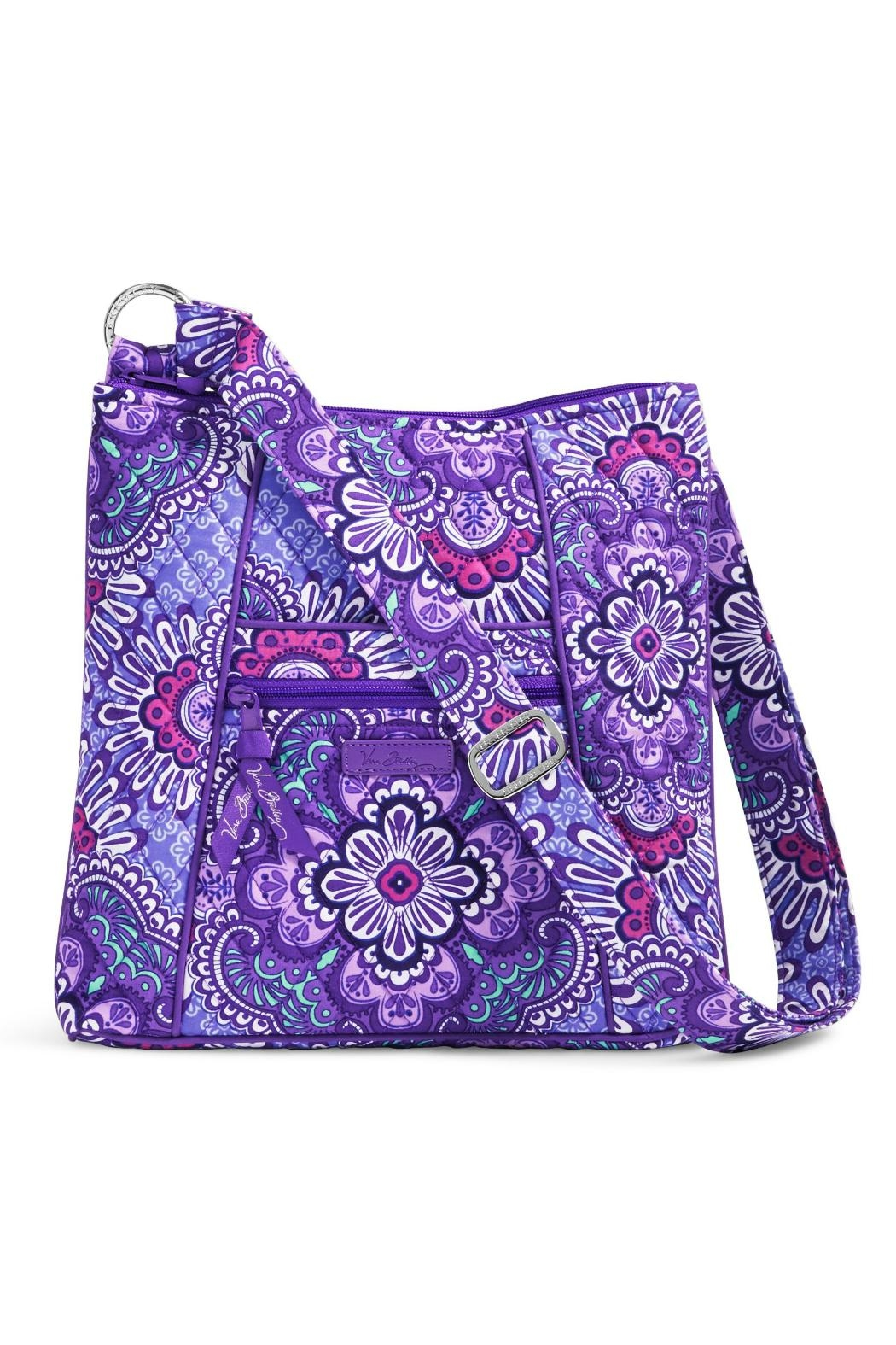 Vera Bradley Lilac Tapestry Hipster - Main Image
