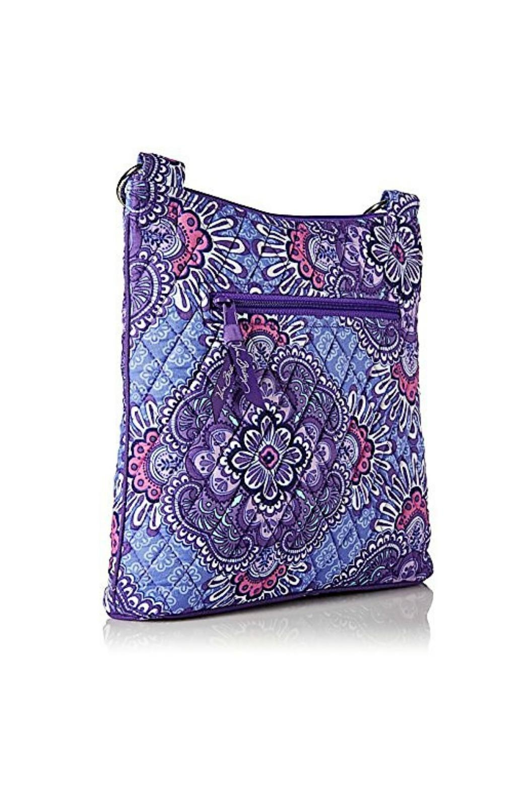 Vera Bradley Lilac Tapestry Hipster - Side Cropped Image