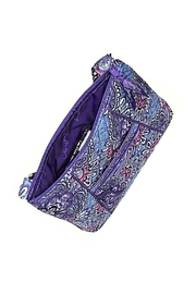 Vera Bradley Lilac Tapestry Hipster - Front full body
