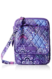 Vera Bradley Lilac Tapestry Mini-Hipster - Front cropped