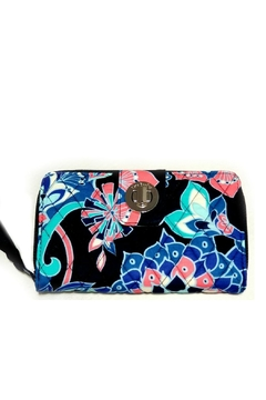Vera Bradley Lotus Flower Turnlock - Product List Image