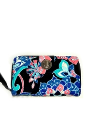 Vera Bradley Lotus Flower Turnlock - Product Mini Image