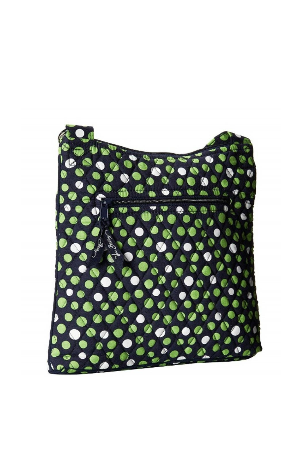 Vera Bradley Lucky Dots Hipster - Front Full Image