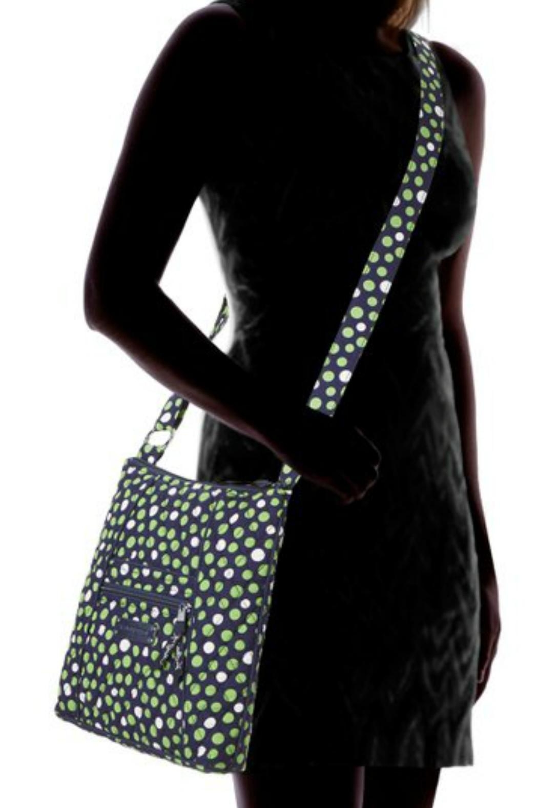 Vera Bradley Lucky Dots Hipster - Side Cropped Image