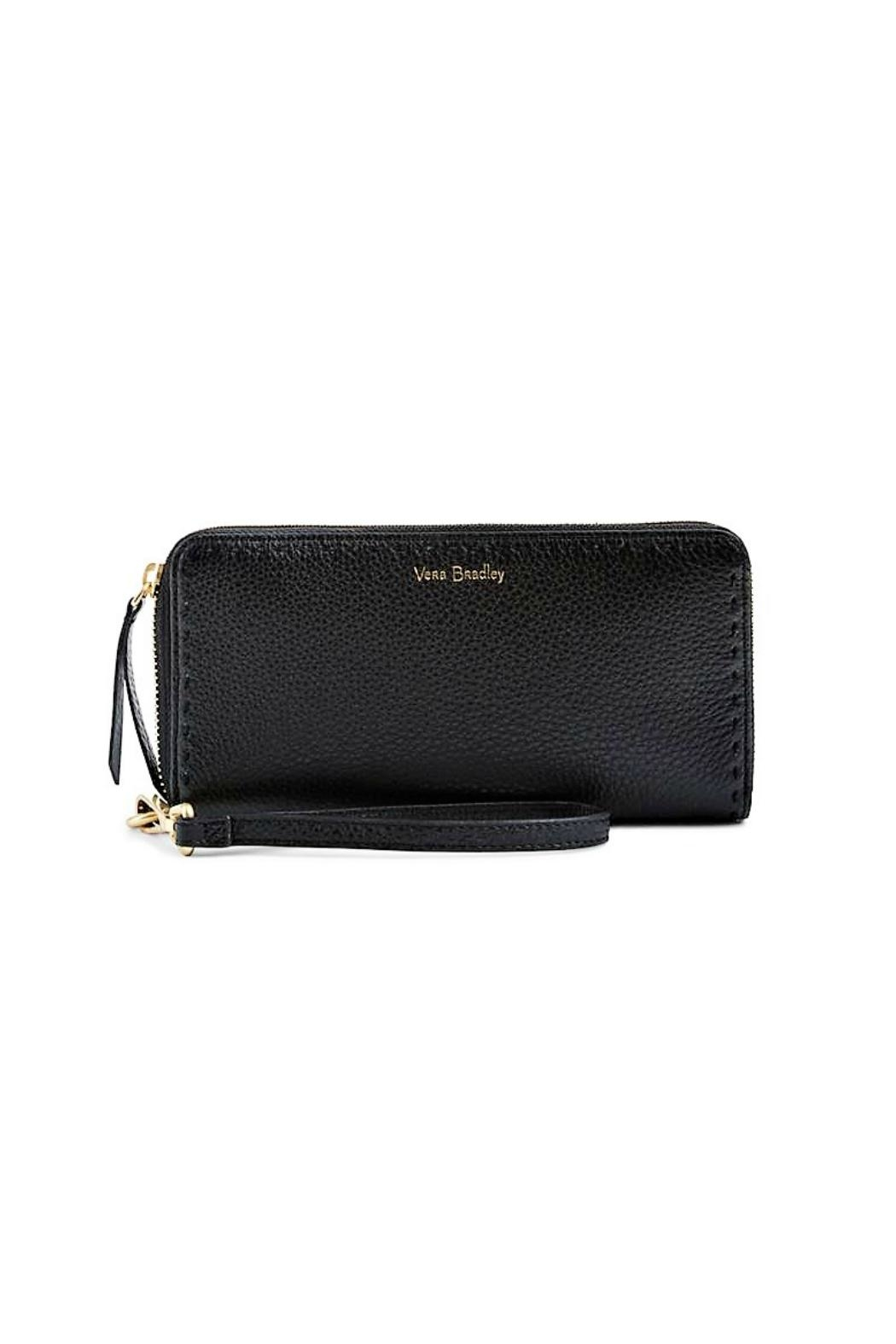 Vera Bradley Mallory Leather Wristlet - Main Image