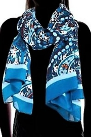 Vera Bradley Marrakesh Oversized Scarf/sarong - Side cropped