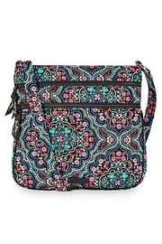 Vera Bradley Mickey Medallions Triple-Zip - Product Mini Image