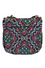 Vera Bradley Mickey Medallions Triple-Zip - Side cropped