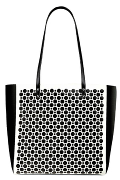 Shoptiques Product: Midnight-Geo Laser Tote
