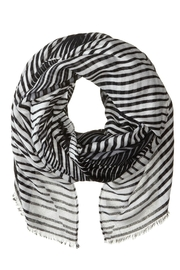 Vera Bradley Midnight Stripe Ombre' Scarf - Product Mini Image