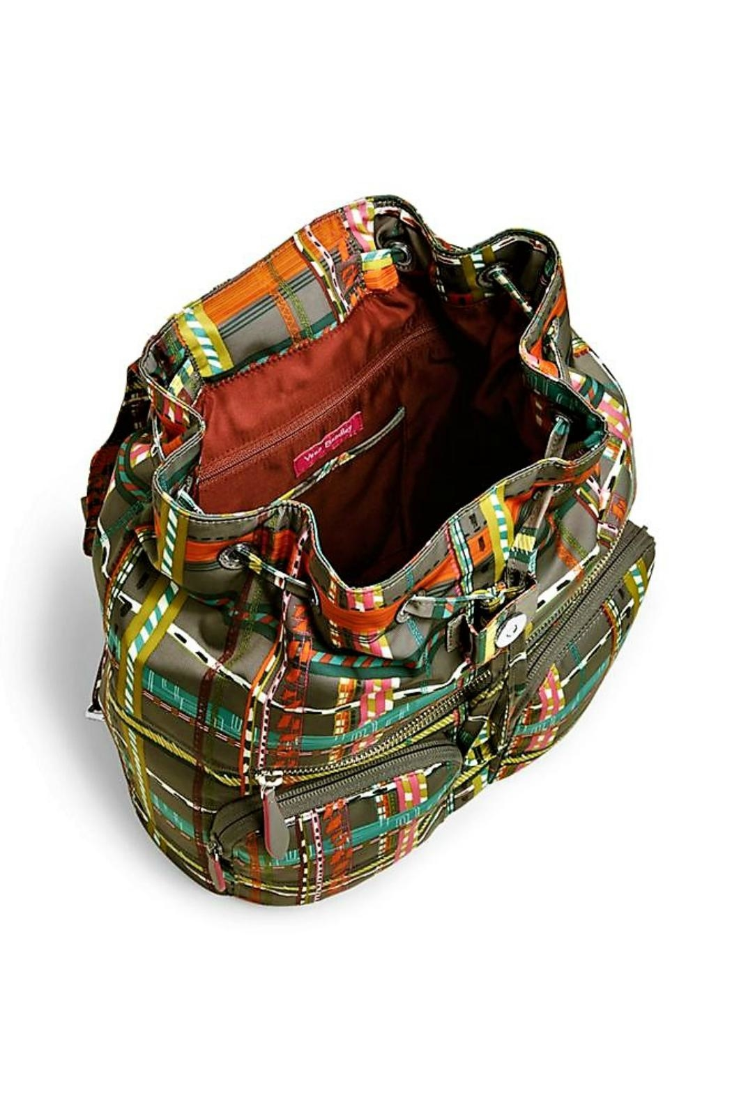Vera Bradley Midtown Cargo Backpack - Side Cropped Image