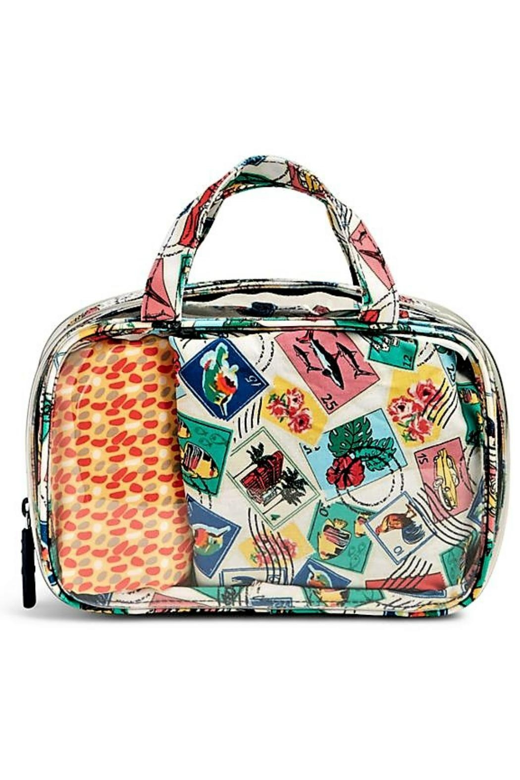 Vera Bradley Mini Ditty Set - Front Cropped Image