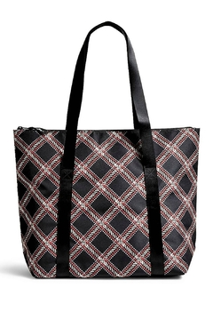 Shoptiques Product: Minsk Plaid Cooler Bag