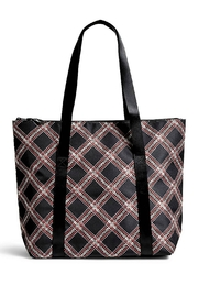 Vera Bradley Minsk Plaid Cooler Bag - Product Mini Image