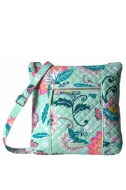 Vera Bradley Mint Flowers Hipster - Product Mini Image