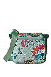 Vera Bradley Mint Flowers Lunch-Cooler - Product Mini Image