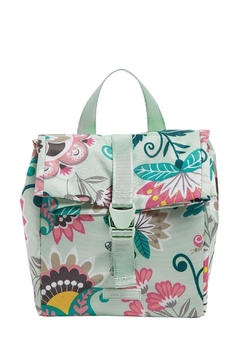 Vera Bradley Mint Flowers Lunch-Tote - Product List Image