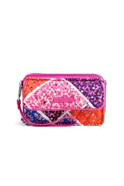 Vera Bradley Modern Medley All-In-One - Front cropped