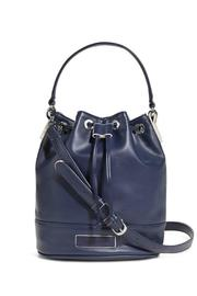 Vera Bradley Navy Bucket Crossbody - Product Mini Image