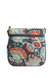 Vera Bradley Nomadic Floral Petite-Double-Zip - Front cropped