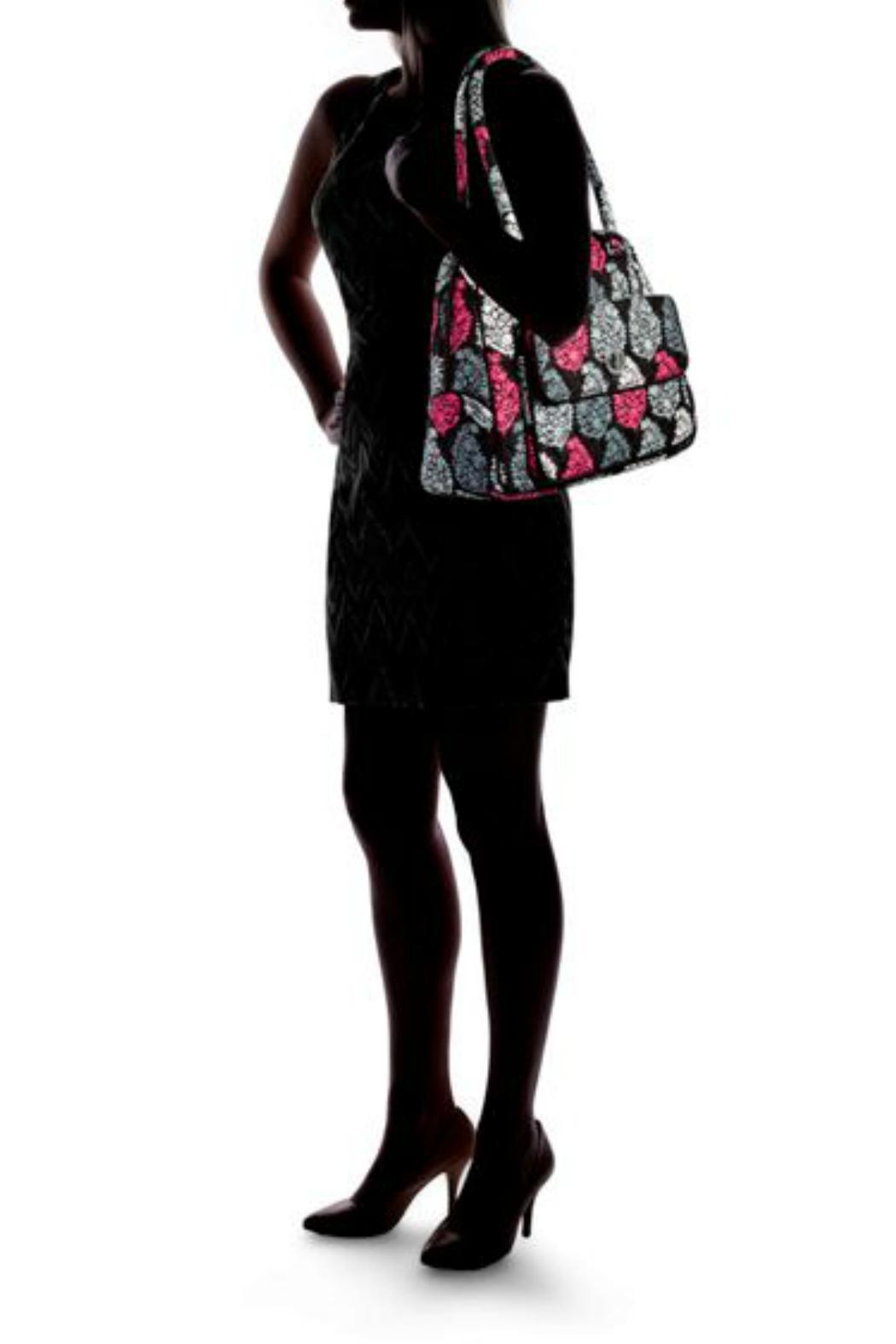 Vera Bradley Northern Tapestry Turnlock - Side Cropped Image
