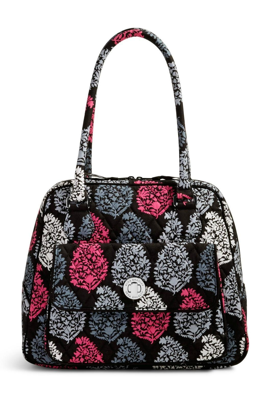 Vera Bradley Northern Tapestry Turnlock - Main Image