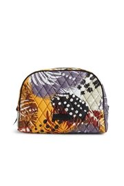 Vera Bradley Painted Feathers Cosmetic Pouch - Product Mini Image