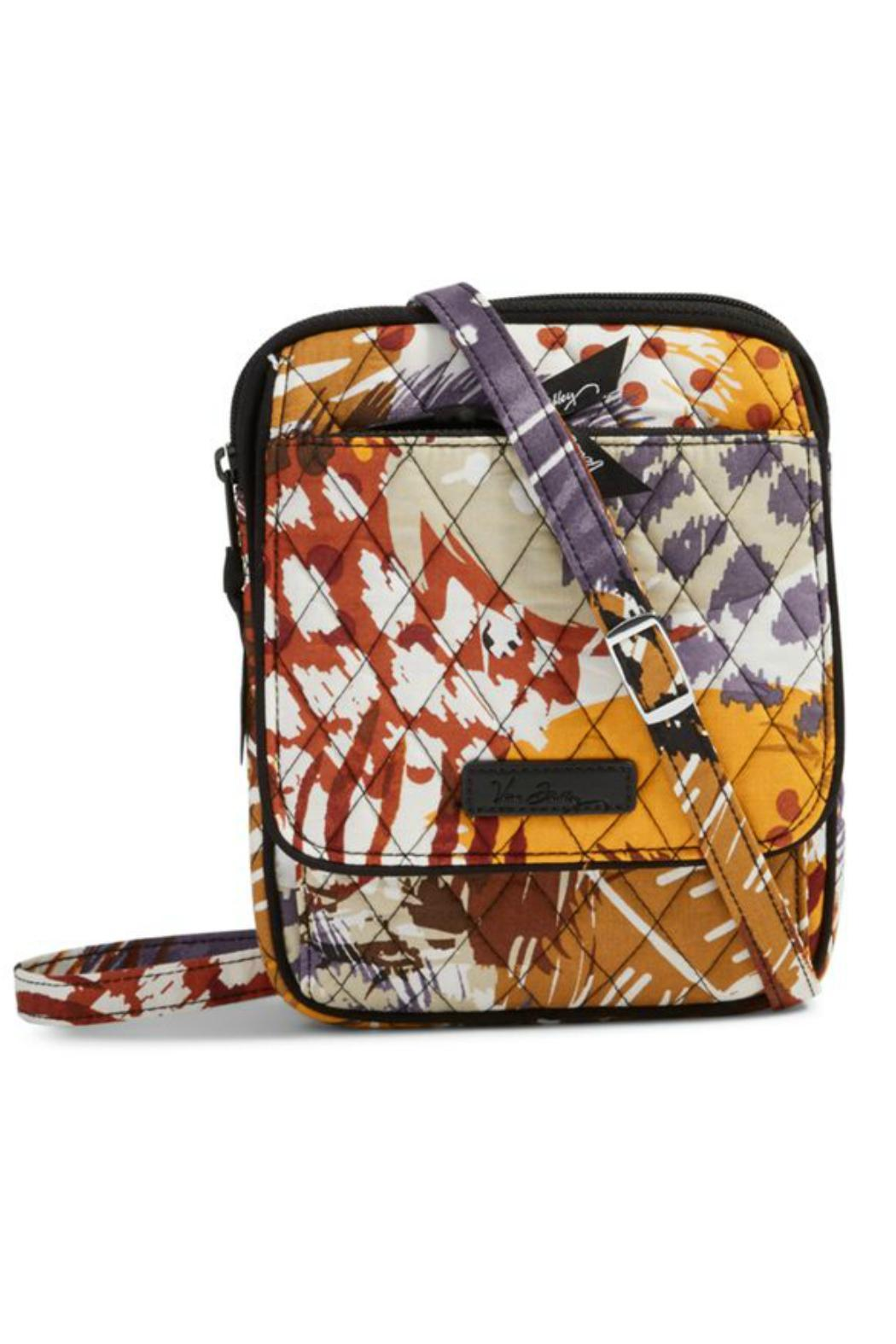 578cd2c3e8 Vera Bradley Painted Feathers Crossbody from Kentucky by Mimi s Gift ...