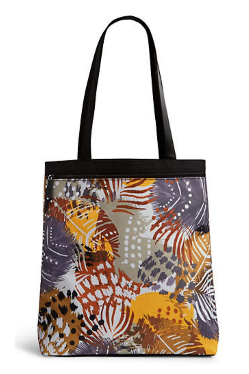 Vera Bradley Painted Feathers Tote - Main Image