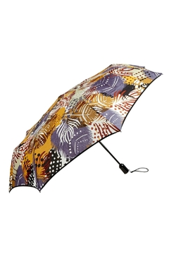 Shoptiques Product: Painted Feathers Umbrella