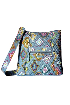 Shoptiques Product: Painted Medallions Hipster Bag