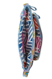 Vera Bradley Painted Medallions Little-Hipster - Back cropped