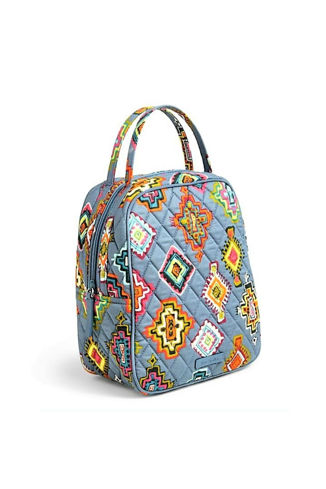 Vera Bradley Painted Medallions Lunch Bunch - Front Full Image