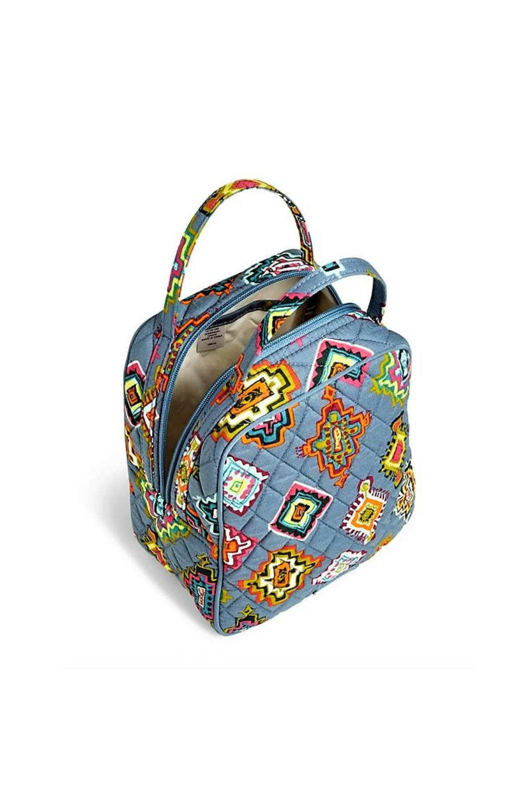 Vera Bradley Painted Medallions Lunch Bunch - Side Cropped Image