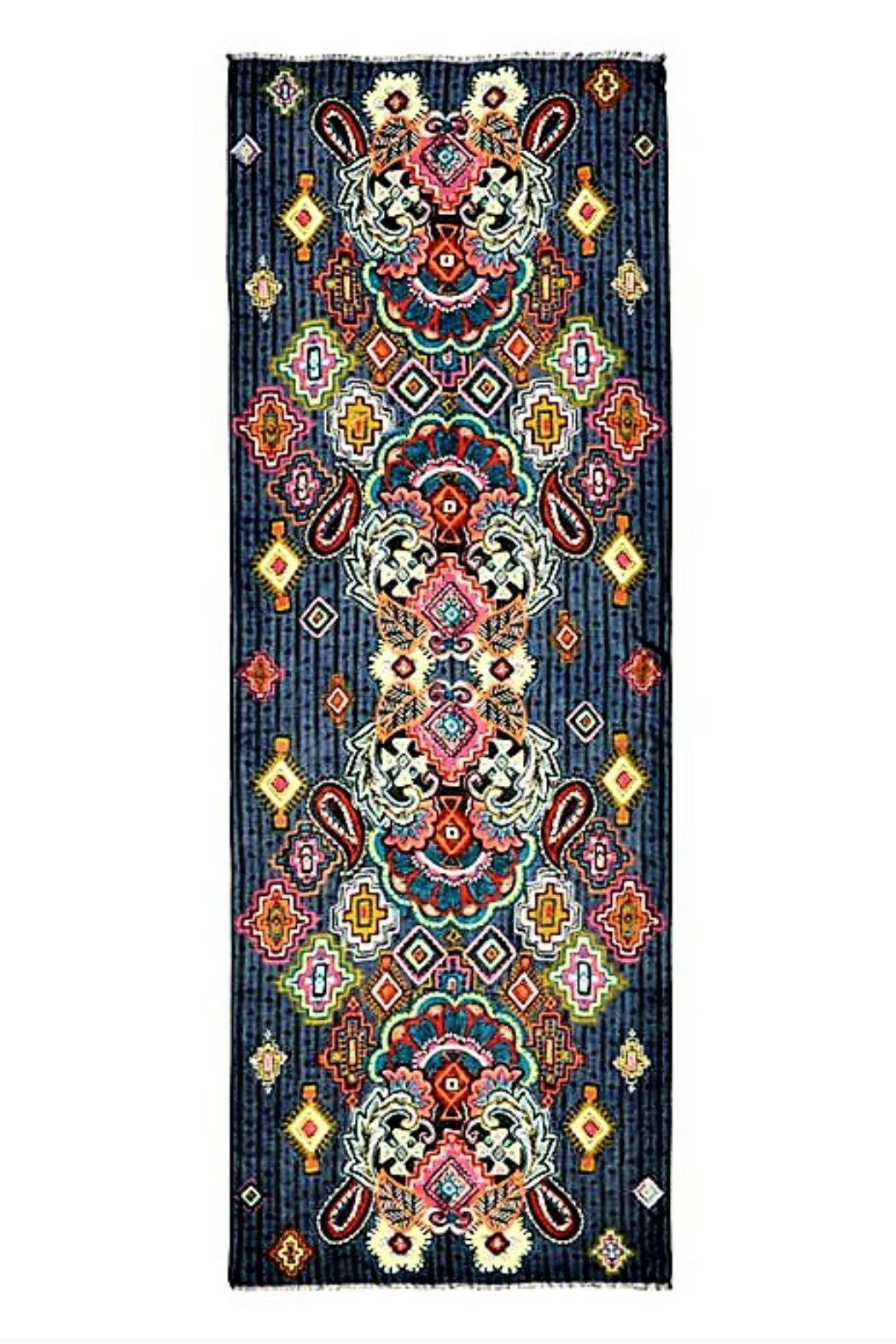 Vera Bradley Painted Medallions Scarf - Front Full Image