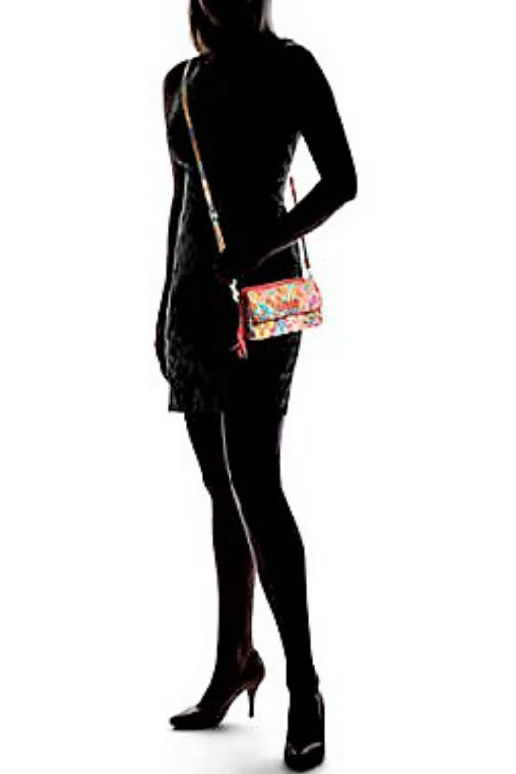 Vera Bradley Paisley All-In-One Crossbody - Side Cropped Image