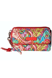 Vera Bradley Paisley All-In-One Crossbody - Product Mini Image