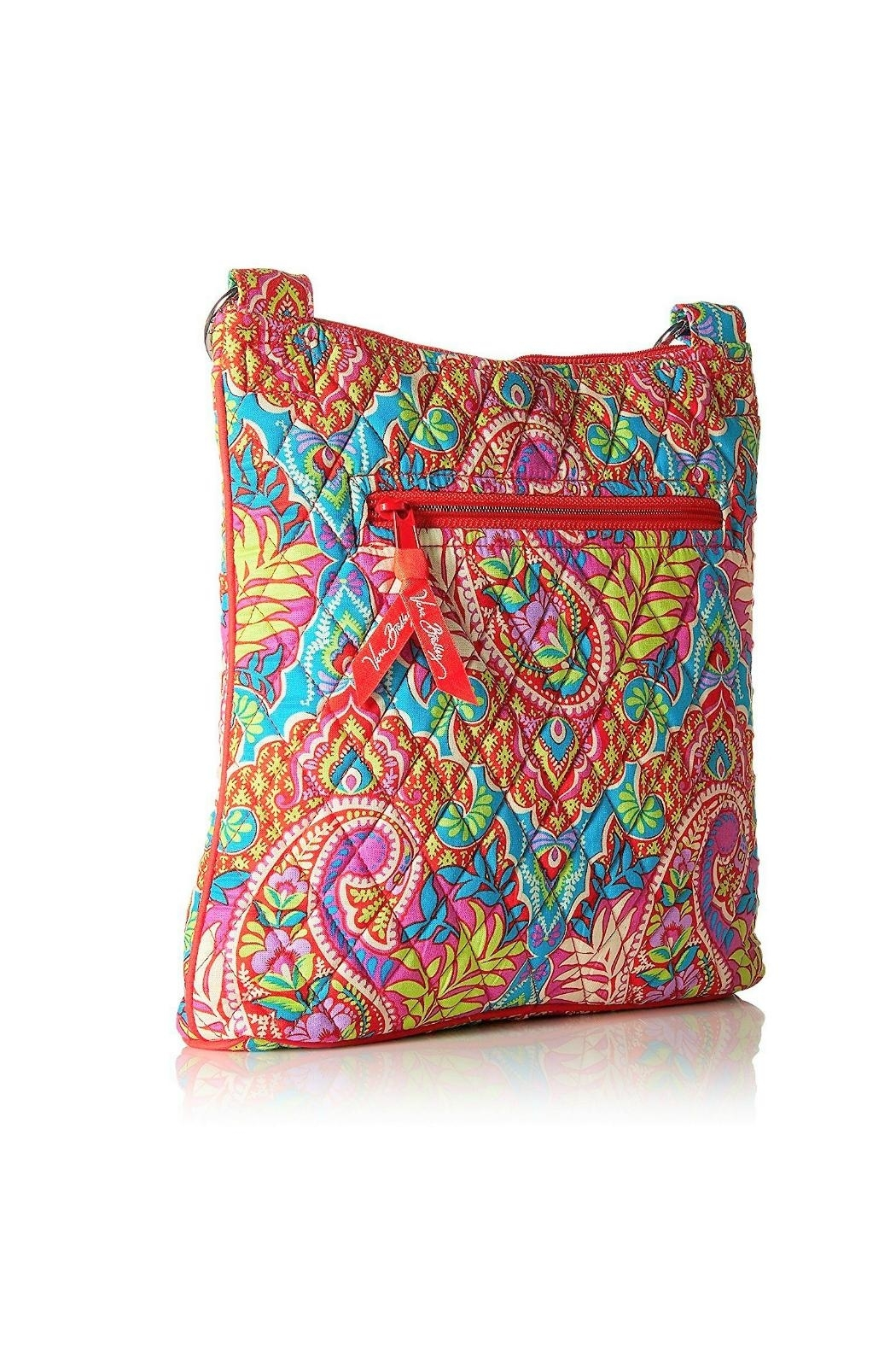 Vera Bradley Paisley-In-Paradise Hipster - Front Full Image